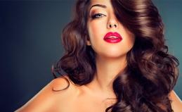 Стрижка, лечение волос, окрашивание