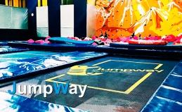 Батутный клуб JumpWay в ТЦ «Вэйпарк»