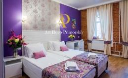 Отель «Арт Деко Приморский» в Питере