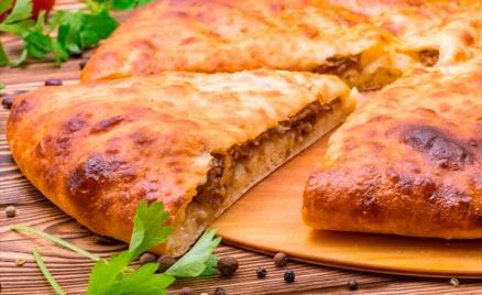 Осетинские пироги от Eteria