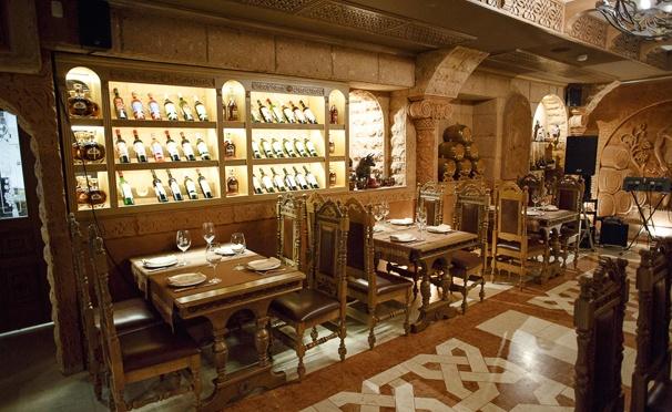 2c3a3c4205a4 Скидка на Скидка 50% на все меню кухни и напитки в трактире «Армения»