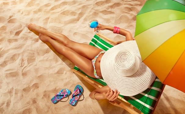 Скидка на Эпиляция сахарной пастой Aravia или воском ItalWax в салоне красоты Beauty Zone. Скидка до 76%