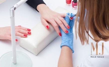 Услуги ногтевой студии Maje Nails