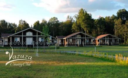 Отель Vazuza Country Club