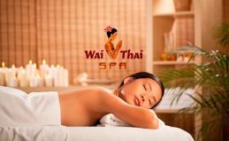 Спа в «Wai Thai Некрасовка»