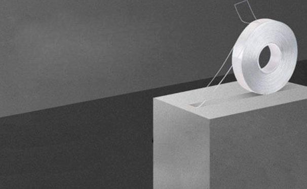 Скидка на Кешбэк 185р. от покупки двустороннего прозрачного скотча длиной 3 метра