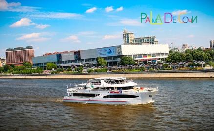 Яхта-ресторан «Palma De Сочи»