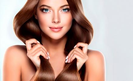 Уход за волосами в Spase Colour