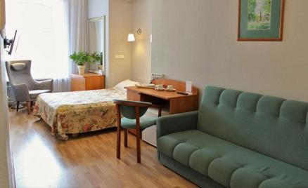 Отель «Новые комнаты» в Петербурге