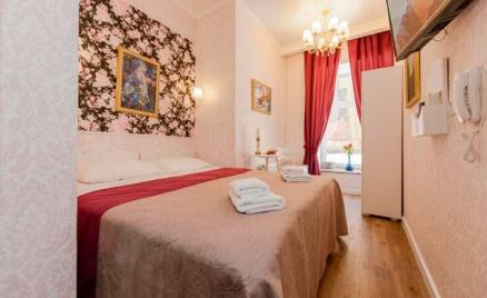 Отель Art Nuvo Palace в Петербурге