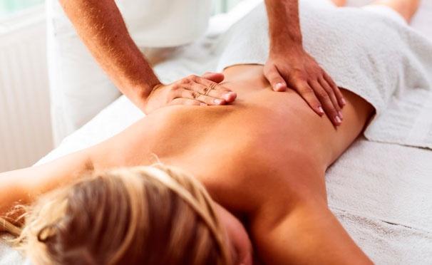 Скидка на Антицеллюлитное, омолаживающее, противоотечное или водорослевое обертывание, массаж на выбор в студии массажа и спа «Все свои». Скидка до 73%
