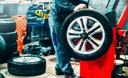 Шиномонтаж колес от R13 до R22