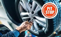 Шиномонтаж колес, хранение шин
