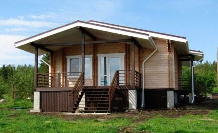 Дом «Маслозеро» в Карелии