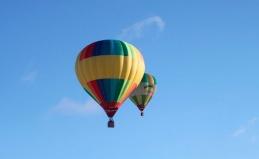 Полет на шаре от «АэроКвест»