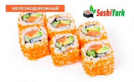 Ролл в подарок от Sushi York
