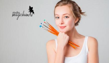 Новогодний мастер-класс по рисованию