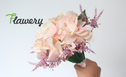Служба доставки цветов Flawery
