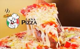Пицца и пироги от Lana Pizza
