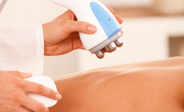 Скидка на Скидка до 89% на 3, 5 или 10 сеансов кавитации и антицеллюлитного массажа трех зон, а также сеансы LPG-массажа всего тела в студии красоты «Дуэт»