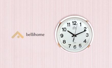 Настенные часы Bellihome от New4as