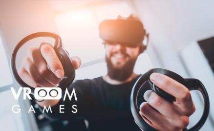 VR-игры в клубе VRoom Games