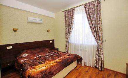 Отдых в отеле «Альта Виста» в Туапсе