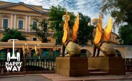 Экскурсии по Петербургу на сигвеях