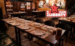 Отдых в баре-клубе Liberty
