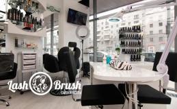 Услуги салона красоты Lash and Brush
