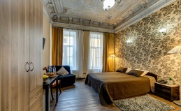 Отель «Амбитус» в центре Петербурга