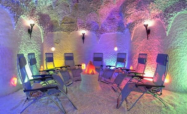 Скидка на Сеансы оздоровления! До 15 посещений соляной пещеры «Ассолика». Скидка до 70%