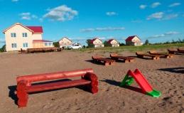 Загородный клуб Ustje Beach Resort