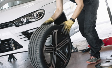 Шиномонтаж в сервисе ASD Car Wash
