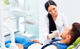 УЗ-чистка зубов и лечение кариеса