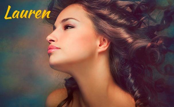 Скидка на Парикмахерские услуги в салоне красоты Lauren: стрижка, полировка волос, окрашивание, ламинирование, кератиновое выпрямление CocoChoco или «Ботокс для волос». Скидка до 79%
