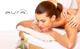 Спа и массаж в спа-салонах Aura