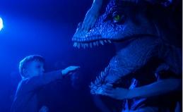 Билеты на «Динозавр-шоу» за полцены