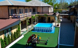 Отдых в отеле «Скала» в Анапе
