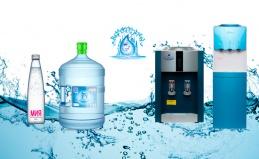 Вода и оборудование для розлива