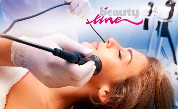 Скидка на Косметологические услуги в салоне красоты «Бьюти Лайн»: лазерная биоревитализация, RF-лифтинг лица, шеи и зоны декольте и программа омоложения. Скидка до 90%