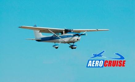 Полет на самолете от Aerocruise