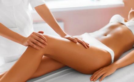 Антицеллюлитный массаж, ИК-сауна