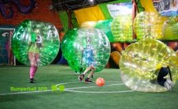 Бампербол в клубе Bumperball SPB