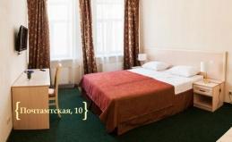 Отель «Почтамтская, 10» в Петербурге