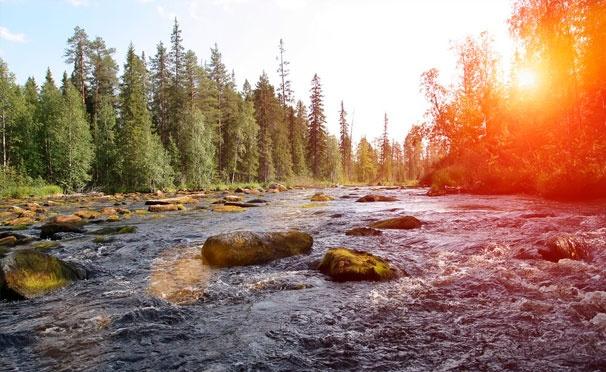Скидка на Тур «Древние водопады Карелии» с насыщенной экскурсионной программой от туристической компании «Хохлома Тур». Скидка 50%