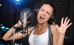 Услуги студии звукозаписи