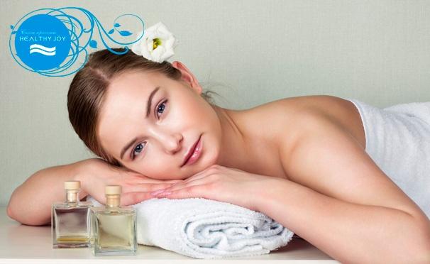 Скидка на Релакс-оздоровительные spa-программы для одного или двоих в spa-салоне Healthy Joy. Стоун-терапия, гуаша лица и тела, лимфодренажный, лечебный массаж головы и многое другое! Скидка до 86%