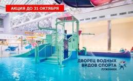 Отдых в аквакомплексе «Лужники»