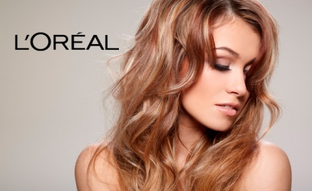 Услуги салона красоты L'Oreal